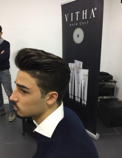 """Обучение в Италии """"""""VITHA"""" & """"Barber"""""""