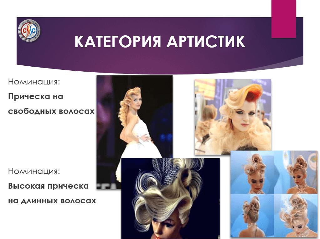 КАТЕГОРИЯ АРТИСТИК
